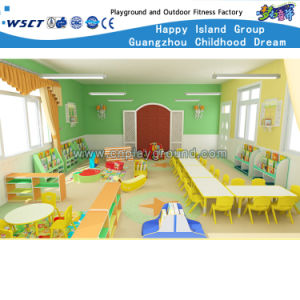 Children Library Bookcase and Kids Desk Chairs (tsssj-2-F) pictures & photos