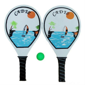 Hot Sale Fashionable Beach Table Tennis Racquet pictures & photos