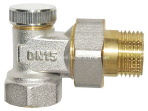 Brass Radiator Valve for Water (a. 0157)