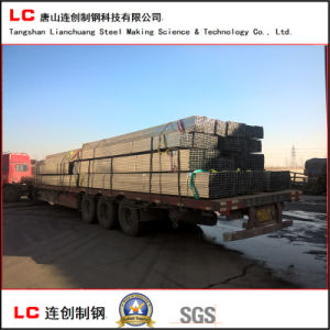 Export Standards Pre-Galvanized Square Steel Pipe Made in China pictures & photos