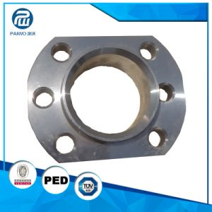 CNC Machining High Precision Forged Steel AISI4130 Liner Flange pictures & photos