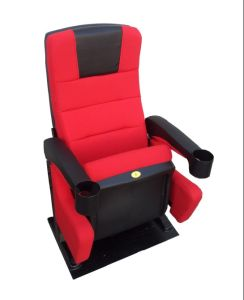 Theater Seat Price Auditorium Seating Leather Hotsale Cinema Chair (SD22HB) pictures & photos