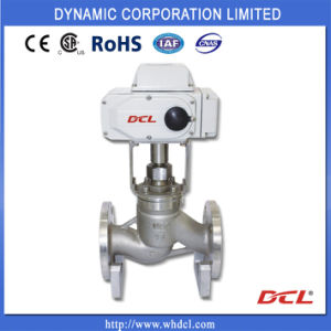 Dcl Multi-Turn Electric Actuator Cutting off Valve pictures & photos