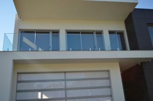 Customized Tempering Glass Railing pictures & photos