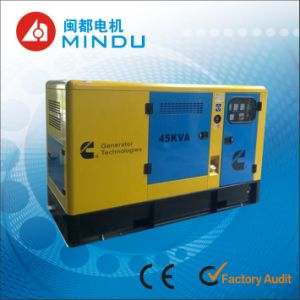 200kw Cummins Super Silent Diesel Generator for Sale pictures & photos