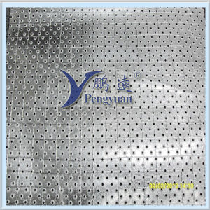 PP Perforated 2 Ways Aluminum Foil with Glass Yarn Facing pictures & photos
