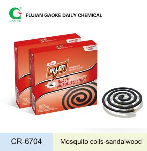Mosquito Coils (Sandal Wood Fragrance Added) pictures & photos