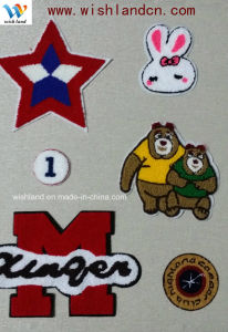 Fashionable Custom Design High Quality Clothing Woven Label