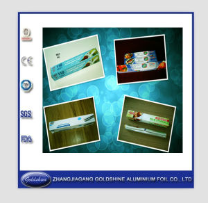 Household Aluminium Foil Roll pictures & photos