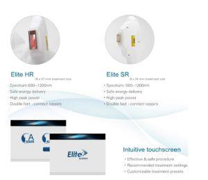 Elite Salon Opt IPL SSR Shr Elite IPL Machine with FDA Tga CE pictures & photos