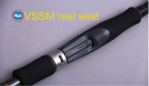 3.3m Seabass Fishing Rod High Carbon 3 Section Fishing Rod pictures & photos