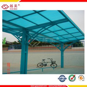 Ten Years Guaranty Polycarbonate Roof Sheets Lexan PC Panels pictures & photos