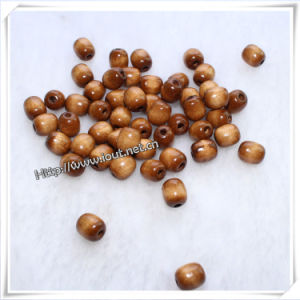 Wooden Beads for Jewelry, Different Size Wooden Beads (IO-wa022) pictures & photos