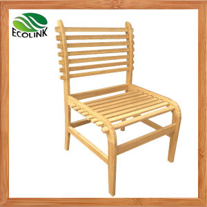Bamboo Elastic Dining Chair / Leisure Chair for Bamboo Furniture pictures & photos