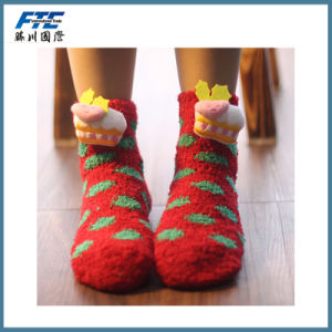 Lovely Christmas Socks High Quality Christams Stocking pictures & photos