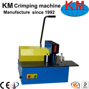 Kangmai CE ISO Approved New Condition Hydraulic Rubber Hose Cutting Machine pictures & photos