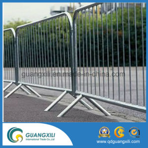 Crowd Control Type Orange Coating Barricade for Apartment pictures & photos
