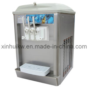 Table Style Soft Ice Cream Machine with CE (ICM922T) pictures & photos