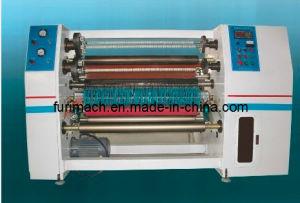 Auto Stationery BOPP Adhesive Tape Slitting Machine pictures & photos
