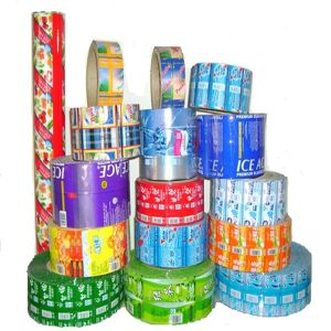 PVC Shrink Sleeves for Bottle Labels on Rolls pictures & photos