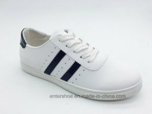 Casual Style PU Women Running Shoes (ET-JRX160393W) pictures & photos
