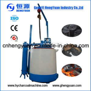 Bamboo Charcoal Carbonization Stove Furnace with CE pictures & photos