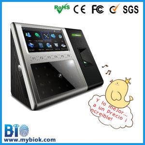 High Class Biometric Free UPS/ 4G USB Facial Recognition Time Clocking (HF-FR302)