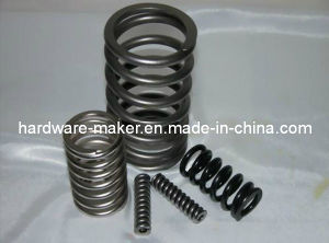 Metal Coil Compression Spring in Round Wire
