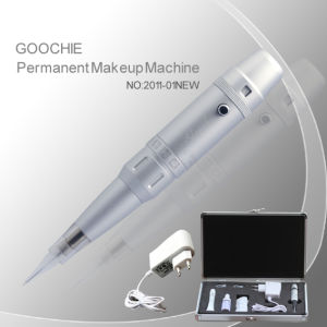 Semi Eyebrow and Lip Permanent Makeup Machine&Tattoo Machine (ZX-2011) pictures & photos
