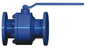 2PC Flange API Stainless Steel Floating Ball Valve (RST-2PCF)