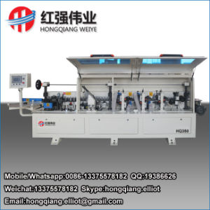 Furniture Machinery MDF Edge Banding Machine