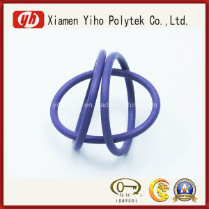 Custom High Temperature Resistance FKM O Ring with Different Size pictures & photos