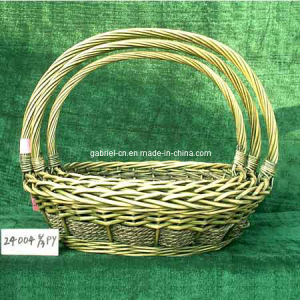 Willow Basket(24004 S/3 PY)