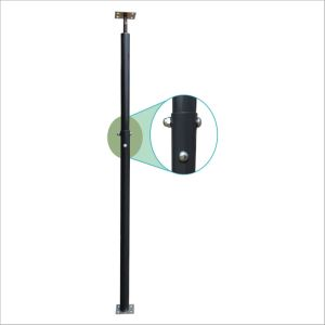 Home Used Durable Powder Coating Steel Jack Post pictures & photos