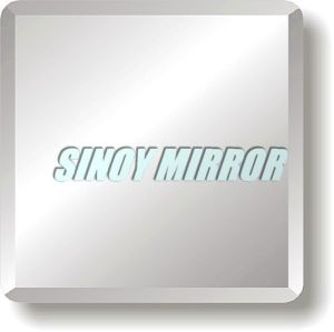 Made of Clear Silver Mirror Rectangle Beveled Mirror Tiles pictures & photos