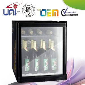 50L Beverage Cooler, Beer Cooler Fridge, Minibar (MIC-SC-50PL) pictures & photos