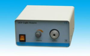 Medical LED Cold Light Source High Brightness Endoscope Light Source pictures & photos