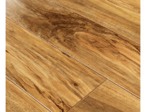 12.3mm High Glossy HDF Laminate Flooring pictures & photos