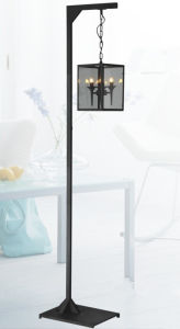 High Quality Retro Metal Body Standing Floor Lamp pictures & photos