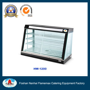 Electric Bread Buffet Snack Food Warmer/Food Display Warmer (HW-1200) pictures & photos