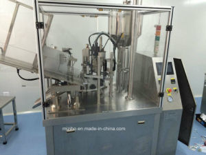 Mzh-Fs Automatic Soft Tube Filling and Sealing Machine pictures & photos