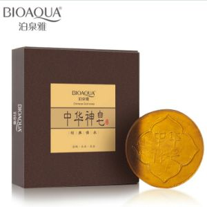 Useful Skin Care Product Bioaqua Chinese God Soap Oil Control Soap Black Head Removal Soap Pimple Removal Soap Natural Soap pictures & photos