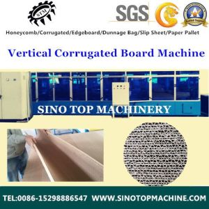 Vertical Corrugated Cardboard Furniture Machine pictures & photos