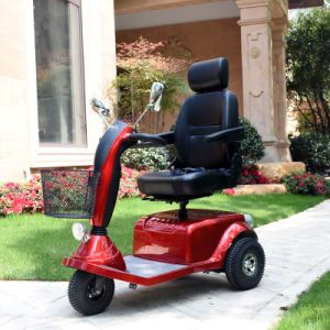 Ce Middle Size Mobility Scooter Suit Indoor and Outdoor Using Dm300 pictures & photos