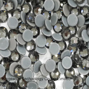 Wholesale Rhinestone Transfer Letters Hotfix Motif Rhinestone Designs for Clothes pictures & photos