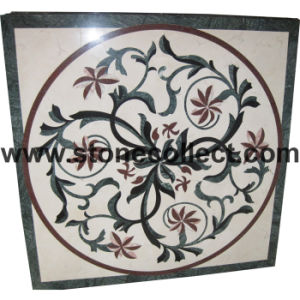 Marble Mosaic Medallion, Waterjet Medallion pictures & photos