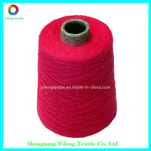 Cotton60%/Nylon30%/Wool10% Knitting Yarn for Sweater