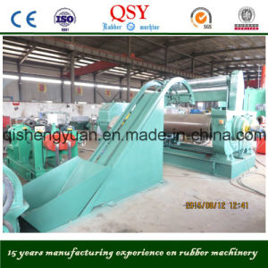 Xk-450 Rubber Mixing Machine/Two Roll Mixing Mill for Rubber pictures & photos