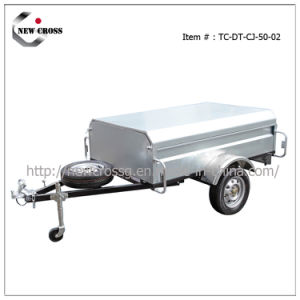Box Trailer with Cover (NCG-005-DT-CJ-50-02)
