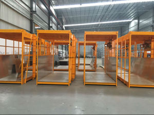 Sc Series Rack and Pinion Hoist Lifting /Construction Elevator pictures & photos